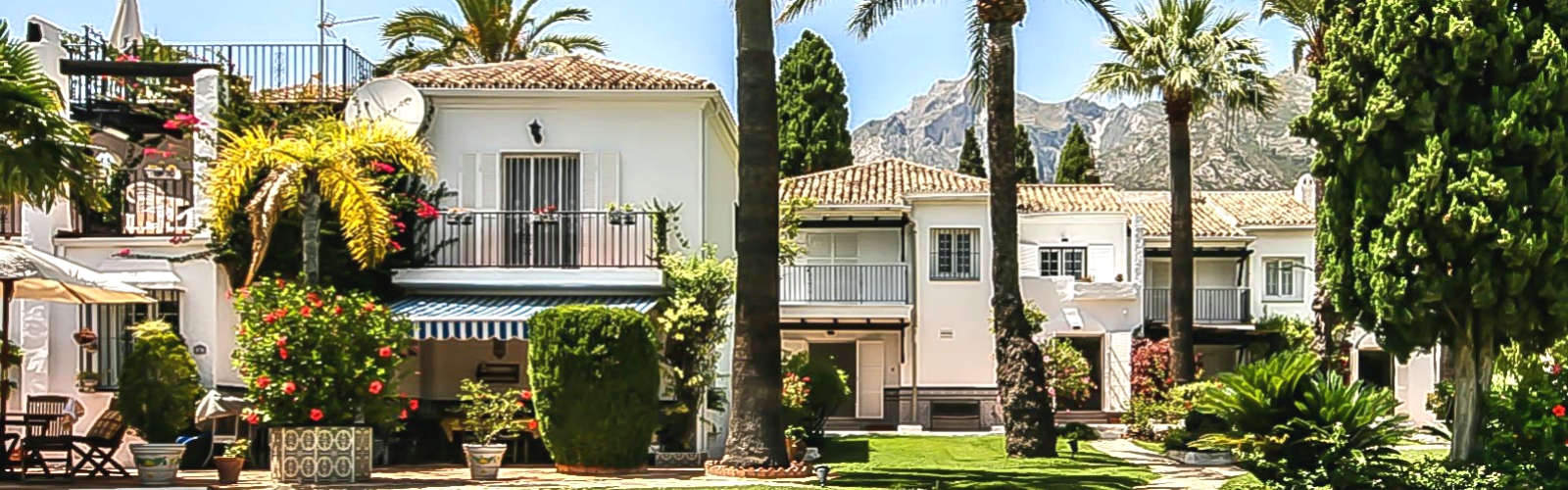 Semi-detached house for rent in Sierra Blanca - Costa del Sol